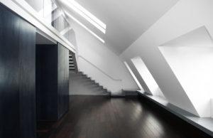 Foto di un interno, Mitte