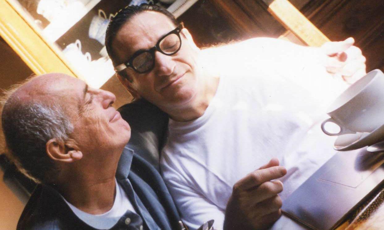 Fabrizio e Roberto