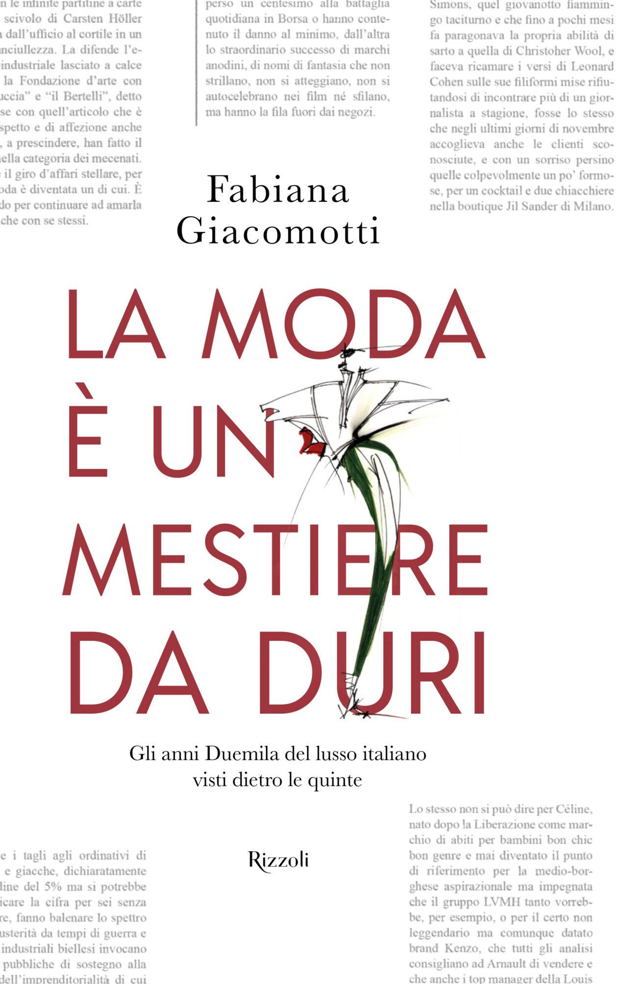 COVER Giacomotti - Moda mestiere da duri