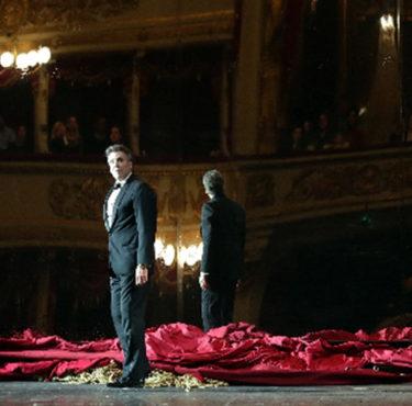 Thomas Hampson, protagonista di Don Giovanni nell'allestimento di Robert Carsen. (crediti fotografici: Teatro alla Scala)