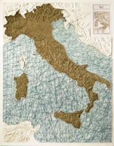 Italia Insabbiata, 23,6 x 35,4