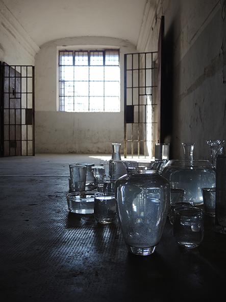 Clara Luiselli Ingresso della cella, carcere di Sant'Agata