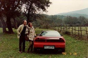 CArlo Marchi e Gioia Falck