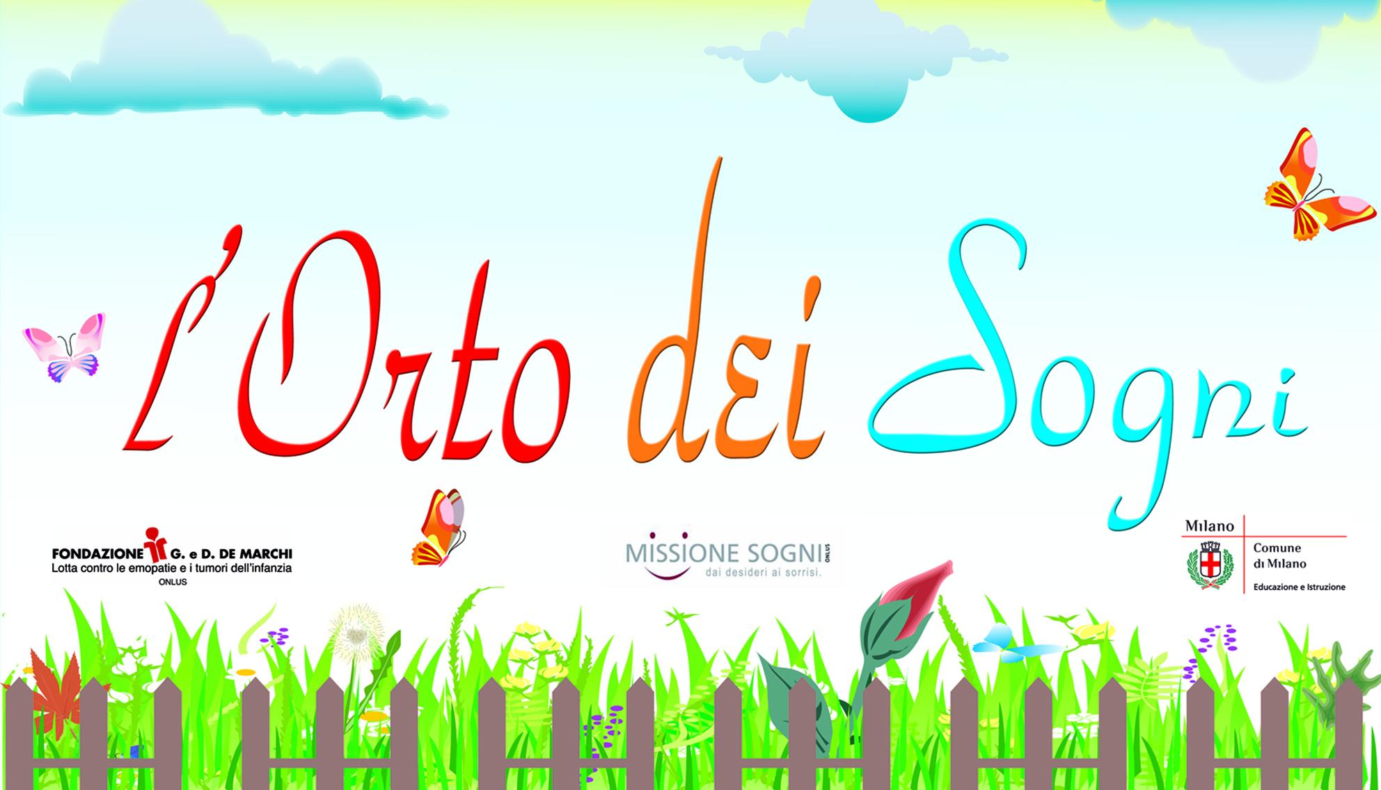 Cartello Orto Clinica De Marchi