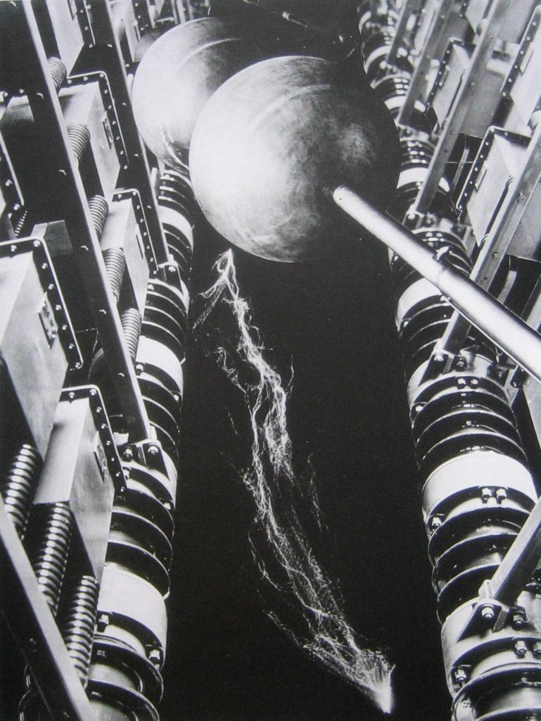 Cesar Domela, Energie, 1931, fotomontaggio