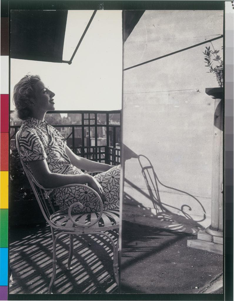Florence Henri, Portrait Composition, 1937