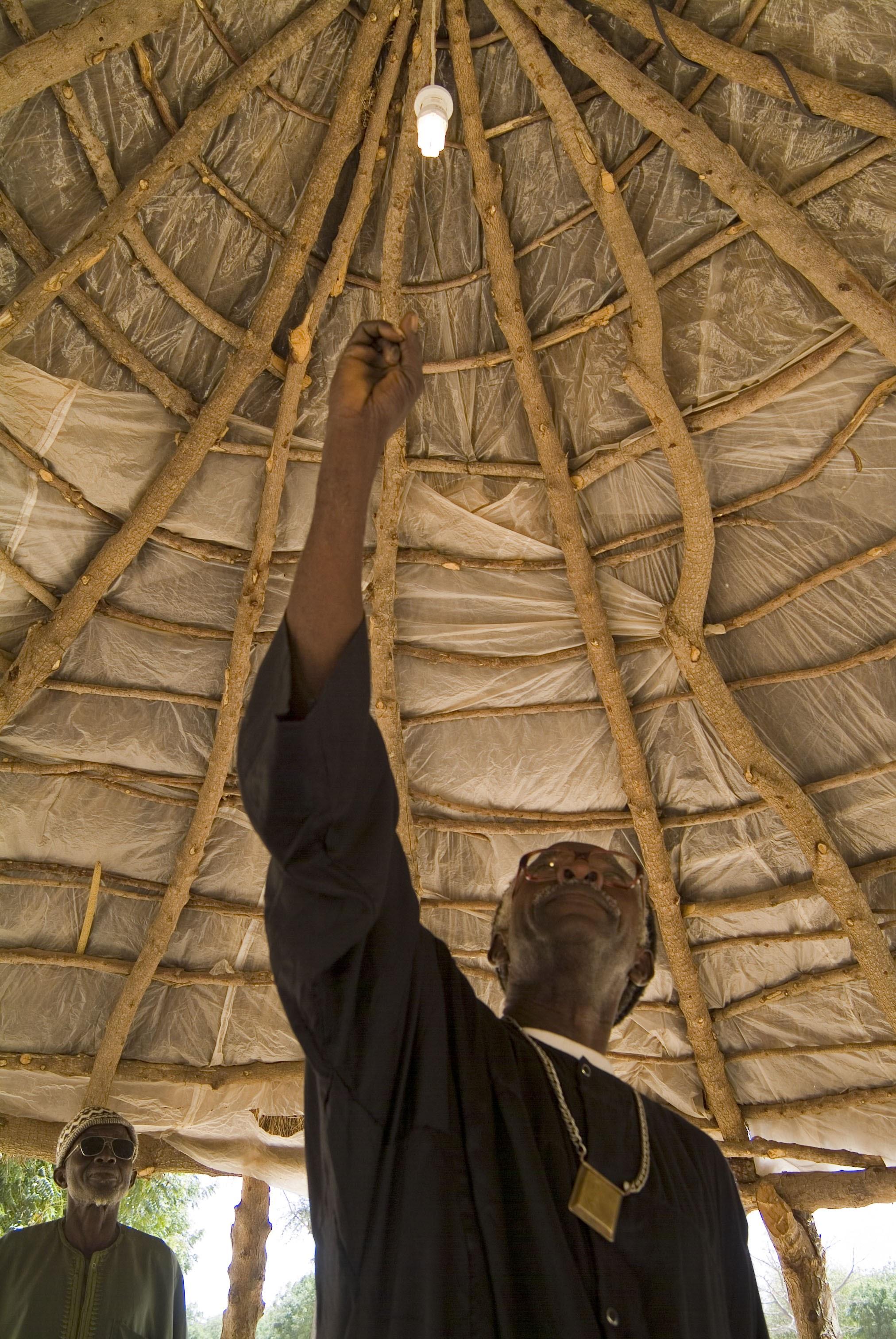 Fratelli dell' Uomo, Senegal Energia