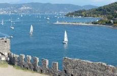 copertina Porto Venere castello Doria Golfo di La Spezia