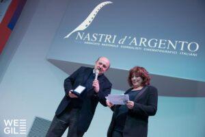 Nastri d'Argento Fabrizio Corallo Vittorio Gassman