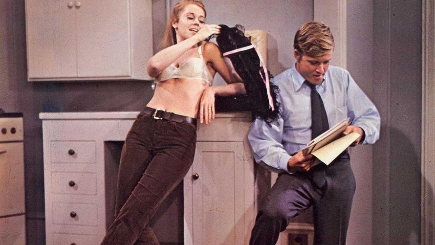Jane Fonda Robert Redford