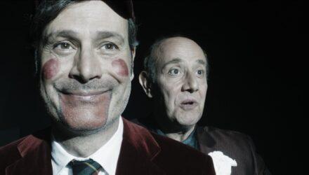 Comedians 01 Distribution primo piano Ale e Franz