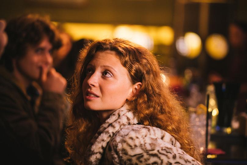 Sofia Iacuitto (Natasha). Credits: indigo Film. Foto di Sara Petraglia