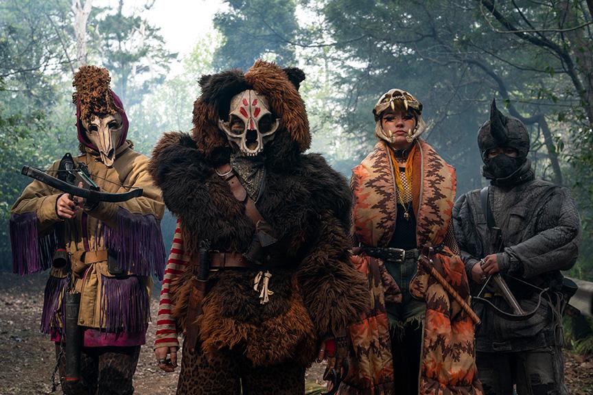 L'esercito di sweet tooth, fantasy post apocalittico della serie tv netflix