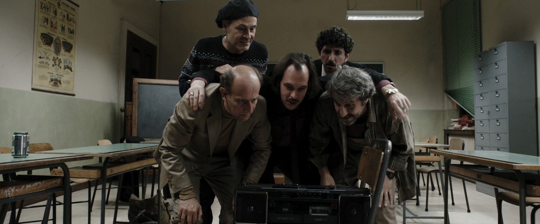 Comedians. foto dal film di Gabriele Salvatores