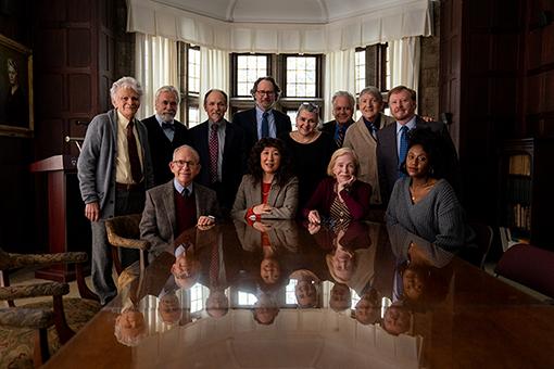 Una foto con tutti i personaggi della serie tv