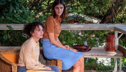 Federica Torchetti e Benedetta Porcaroli.