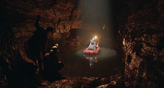 """Michelangelo Frammartino e """"Il Buco"""" il film presentato alla Biennale Cinema di Venezia"""